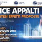 Artigiani e PMI contro il Codice degli Appalti, CNA Sicilia promuove petizione: domani ad Alcamo confronto con le Istituzioni