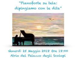 I giovani pianisti dell'I.C. Cangiamila di Palma di Montechiaro in concerto venerdì pomeriggio a Palazzo degli Scolopi