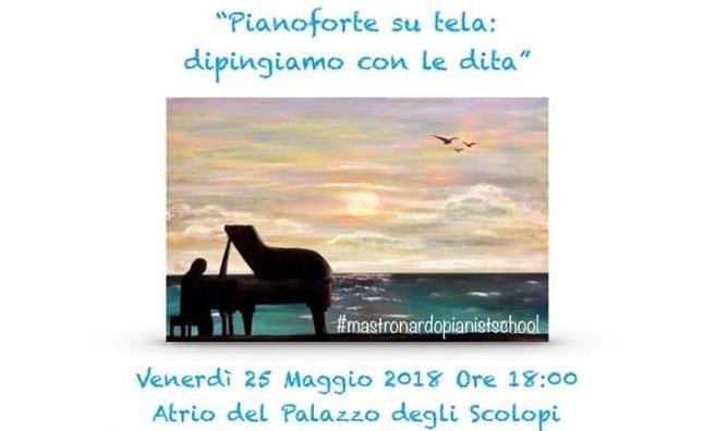 I giovani pianisti dell i c cangiamila di palma di for Meteo palma di montechiaro