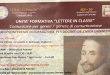 """""""Comunicare la memoria"""": a Canicattì due incontri su urbanistica e beni architettonici"""