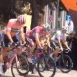 Tappa ad Agrigento per il Giro d'Italia 2020