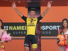 Giro d'Italia, quinta tappa a Battaglin: il racconto della giornata nell'esclusiva photogallery