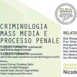 In Sicilia importante congresso su Criminologia, mass media e processo penale