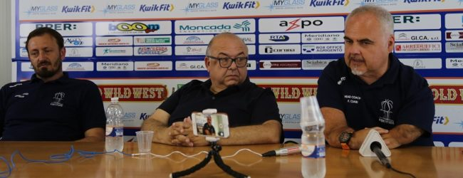 """Basket, la Fortitudo Agrigento riparte da Ambrosin e Pepe. Moncada: """"soddisfatto dell'annata"""" – VIDEO"""