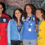 """Trofeo Internazionale """"Piskeo"""": un oro e un argento per la Nuoto Agrigento"""