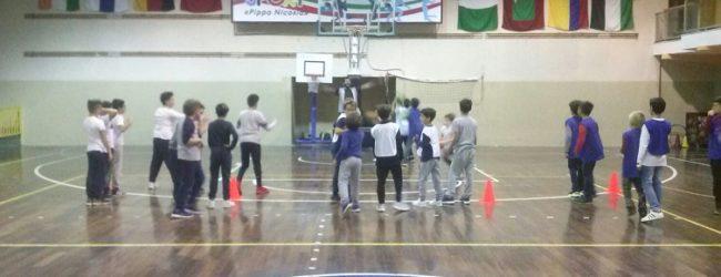 Al via il settimo Campus Estivo della Real Basket Agrigento