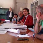 Gli Architetti alla riunione sul Pudm al Comune di Agrigento