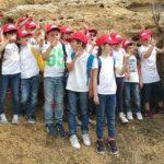 """Agrigento, alunni dell'Istituto comprensivo """"Agrigento Centro"""" diventano piccoli archeologi"""