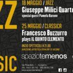 Agrigento, allo Spazio Temenos la terza edizione di Jazz&Classic