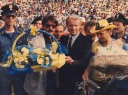 """La Serie B 30 anni dopo, quei brividi quando Ezio Luzi diceva: """"siete collegati con il Dino Liotta di Licata"""""""