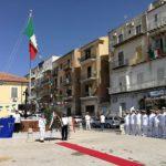 Festa della Marina Militare Italiana: festeggiamenti anche a Porto Empedocle