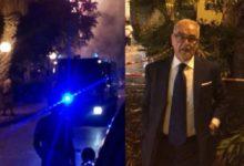 """Licata, incendio brucia palma nella """"Villetta Centrale"""". Galanti: """"grande senso di rabbia"""""""