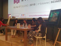 """Sciacca, entra nel vivo il """"Letterando in Fest"""" 2018"""