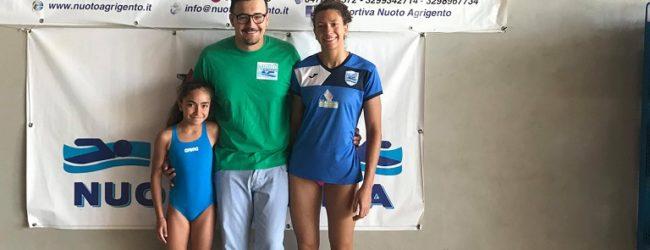Trofeo Mondo Acqua, due ori per la Nuoto Agrigento di Dessì