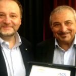"""Consegnato il Premio """"Penna Maestra"""" al Professor Francesco Pira"""