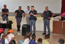 Agrigento, Grest dell'Opera Don Guanella: 200 bambini incontrano la Polizia