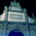 """Sciacca, """"Porta Palermo"""" in azzurro per la campagna di sensibilizzazione di Lilt e Anci"""