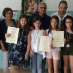 """Premio di giornalismo e poesia """"Anna Maria Ermigiotti"""" tanti riconoscimenti all'Istituto Leopardi di Licata"""