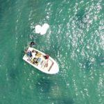Siculiana, al via i lavori di riparazione della condotta sottomarina – VIDEO