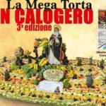 """Agrigento, festa di San Calogero: oggi il """"dolce"""" appuntamento con la mega torta del pastry chef Mangione"""