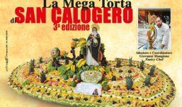 Agrigento, Festa di San Calogero: tutto pronto per la mega torta del pastry chef Giovanni Mangione