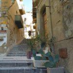 I lions del club Agrigento Host per il recupero di via Bentivegna