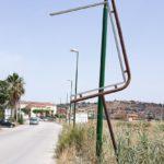 Agrigento, via gli elementi di arredo urbano vetusti: nuovo decoro cittadino