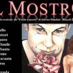 """Teatro, """"Il Mostro"""" di TeatrAnima finalista al premio Ulisse 2019"""