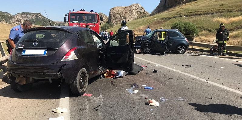 Incidente statale 115