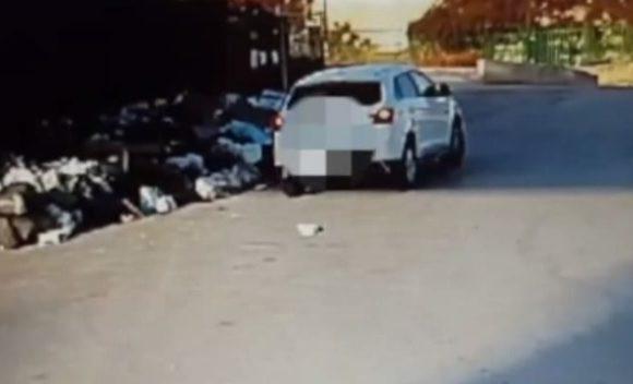 Lanciatore seriale di rifiuti