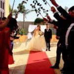 Montevago, celebrati i primi due matrimoni tra i ruderi del terremoto al Baglio Ingoglia