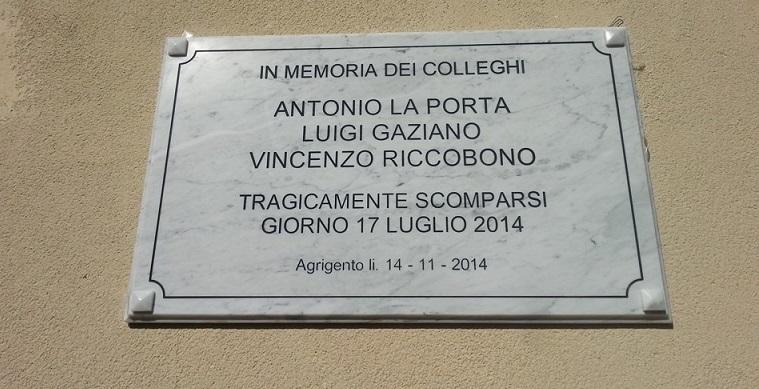 Memorial Ferrovieri AEL