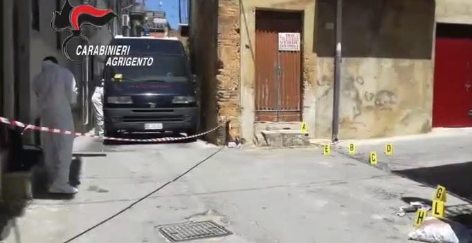 Omicidio a Naro