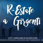 """Agrigento, cresce l'attesa per il secondo weekend di """"R-Estate a Girgenti"""""""