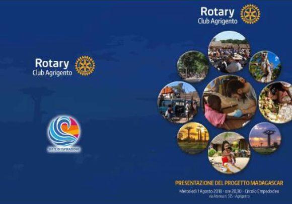 Rotary, progetto Madagascar