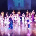 Successo ad Agrigento per il saggio spettacolo di danza di Elena Alongi