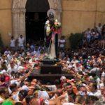 Agrigento, al via le celebrazioni per San Calogero: la città piena di fedeli