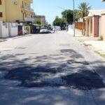 San Leone, migliora il decoro urbano: si sistemano i marciapiedi