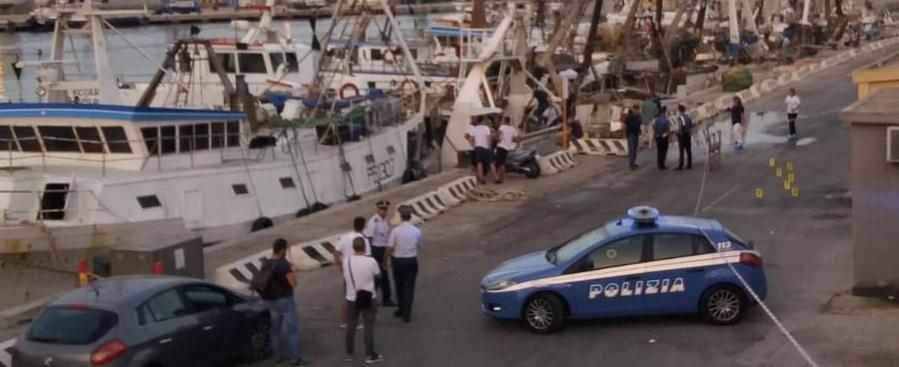 Agguato Porto Empedocle