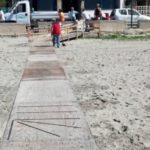 Sciacca, mare senza barriere: pedane per diversamente abili sulle spiagge