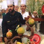 """Agrigento, """"dolci"""" festeggiamenti per San Calogero: la torta dei record dedicata al giovane Samuele"""