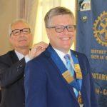 """Rotary Club """"Aragona Colli Sicani"""": l'avvocato Vincenzo Mula è il nuovo presidente"""