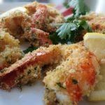 """""""Il pranzo della domenica""""- secondi piatti- Gamberi gratinati con panatura deliziosa"""