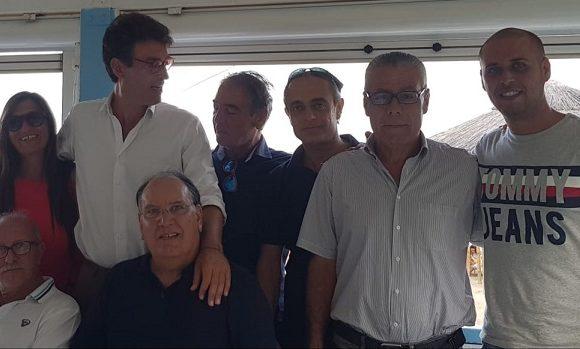 Alfonso Cimino a Lampedusa
