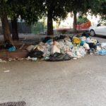 Agrigento, rifiuti per strada: incivili pagheranno anche i costi di bonifica