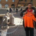 """Furto della statua a Margherita Asta: la vicinanza dei """"testimoni di giustizia"""""""