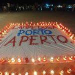 """""""Lampedusa porto aperto"""", messaggio dell'isola ai 177 migranti sulla nave """"Diciotti"""""""