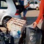 """Fine settimana amaro per i """"lanciatori seriali"""" di rifiuti: """"beccati"""" in otto a San Leone – VIDEO"""
