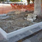 Agrigento, piccola manutenzione a San Leone: proseguono gli interventi di decoro urbano