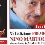 """A Leo Gullotta, Nino Bellomo e Tony Cucchiara il Premio """"Nino Martoglio"""""""